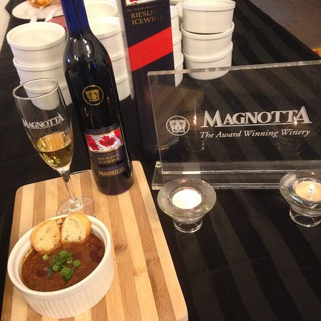 Magnotta Winery : Our 2017 Icewine Discovery Pass event!