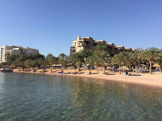 Movenpick Resort & Residences Aqaba: the beach