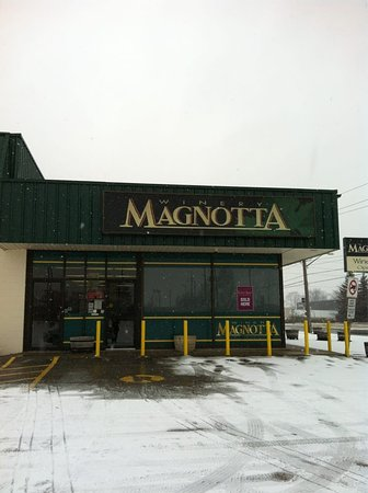 Magnotta Cambridge