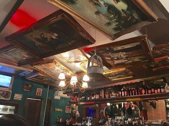 La cueva restaurante casalnuovo di napoli ristorante for Restaurante la cueva zamora