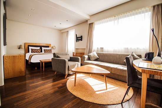 Le Pietri Urban Hotel: Suite junior
