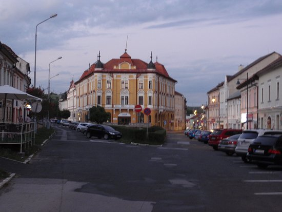 Home of the Urban Society of Banska Bystrica