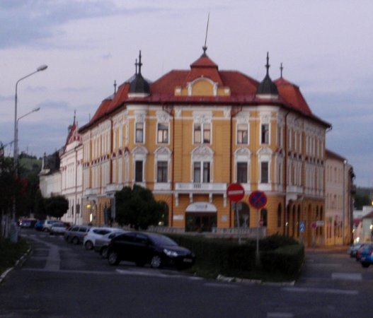 Home of the Urban Society of Banská Bystrica