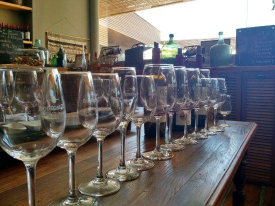 Bodegas RE: La copa adecuada para cada vino