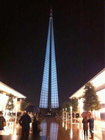 Obelisco - Bild von Torino Outlet Village, Settimo Torinese ...