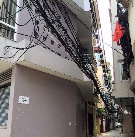 Hanoi Homestay - ChezLinhLinh House: on est 10m de la