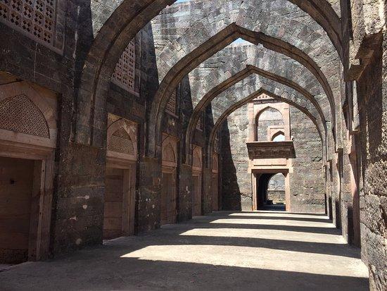 Hindola Mahal (Swing Palace): Interiors Of Hindola Mahal