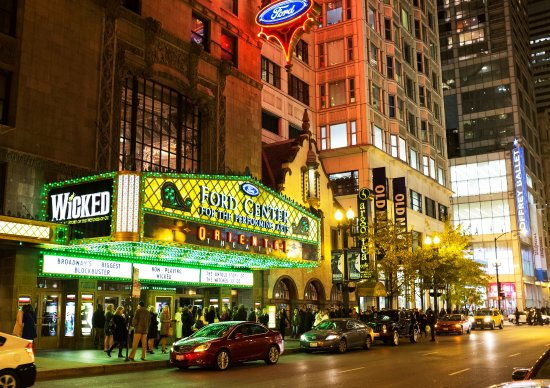 Cambria Hotel & Suites Chicago Loop - Theatre District