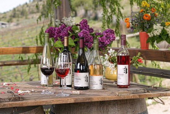 Penticton, Canadá: Hillside Winery