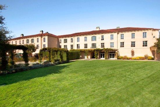 Back Gardens Picture Of Hyatt Regency Sonoma Wine Country Santa Rosa Tripadvisor
