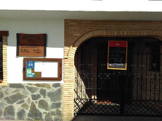 Lecrin Valley, Spain: Restaurant Entrance ground floor