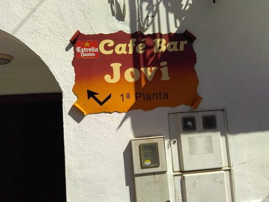 Lecrin Valley, Spain: Entrance to Bar on first floor