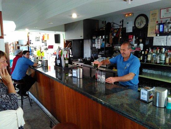 Lecrin Valley, Spain: Main Bar