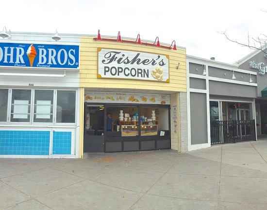 Fisher's Popcorn: Rehoboth