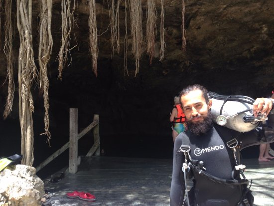 Scuba Tulum: Luiz, super dive teacher!!!