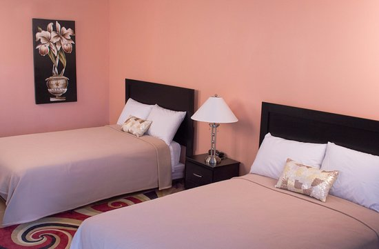 ANS Inn & Suites, Winchester: Double Bed Room