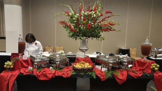 Mableton, GA: Catering event.
