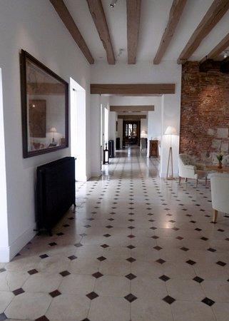 Barbotan-les-Thermes, Francia: suite de salons