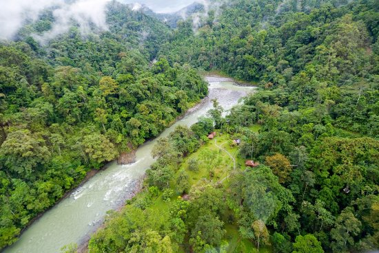 Pacuare Lodge: Pacuare Protected Zone