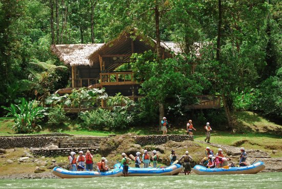 Pacuare Lodge: Getting There