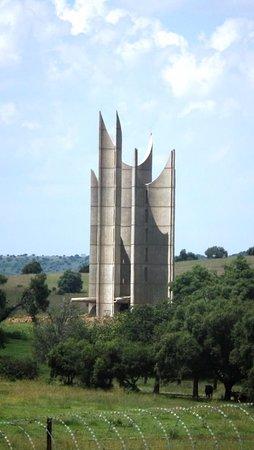 Winburg, África do Sul: Voortrekker memorial