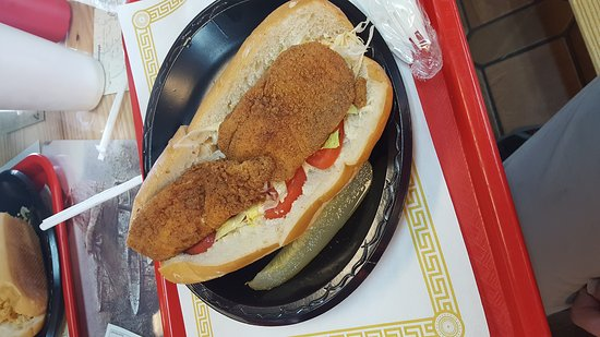 20170714 172735 picture of po boy 39 s low for Fish market charlotte