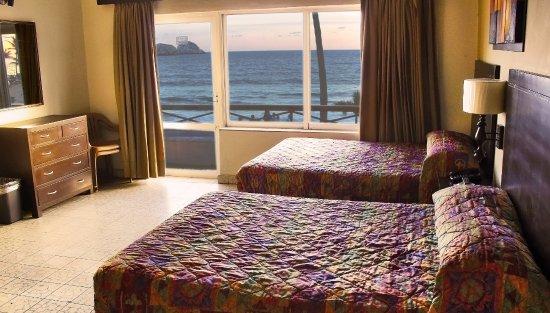 Hotel la Siesta: Vista al Mar / Ocean View
