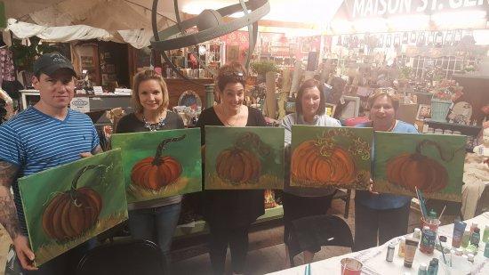 Woodbury, CT: Pumpkin Painting Class