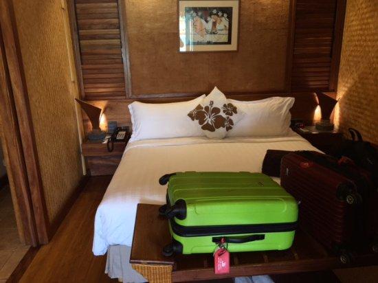InterContinental Moorea Resort & Spa: Intercontinental beach bungalow