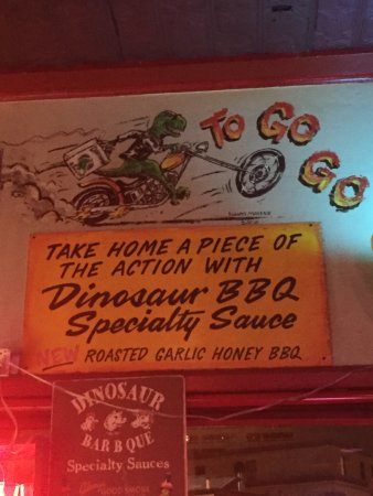 Photo of American Restaurant Dinosaur Bar-B-Que at 246 W Willow St, Syracuse, NY 13202, United States