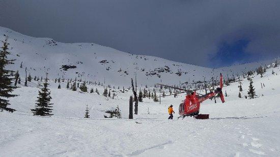 Sandpoint, ID: Selkirk Powder Heli Skiing