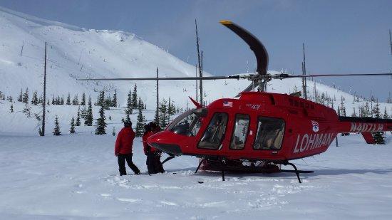 Sandpoint, ID: Heli Skiing at Selkirk Powder
