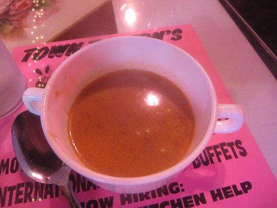 West Milford, نيو جيرسي: Lobster Bisque soup