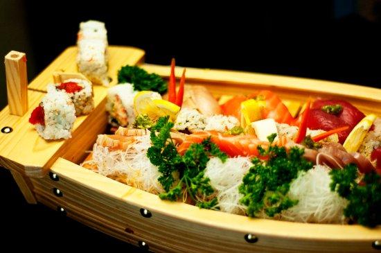 Sushi Omakase: Love Boat, anyone?