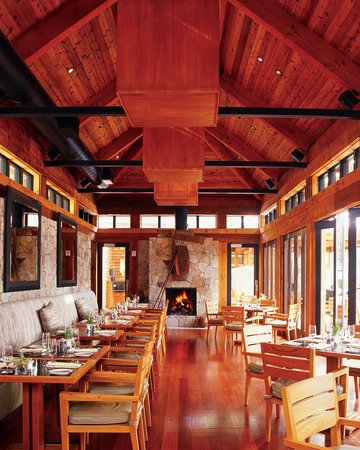 The Lakehouse Restaurant At Calistoga Ranch Menu