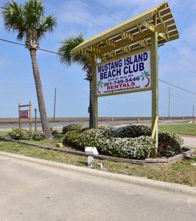 Mustang Island Beach Club
