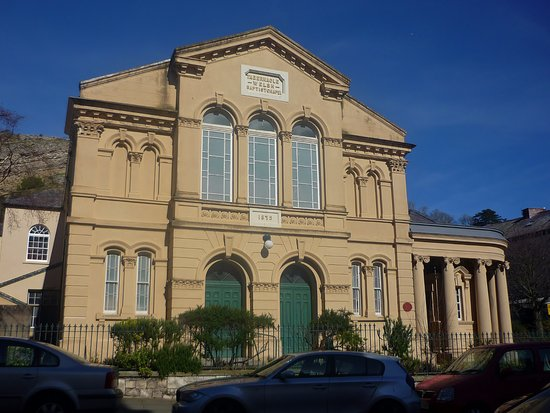 Tabernacle Welsh Baptist Chapel