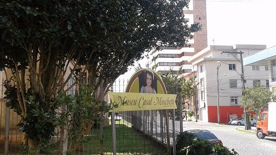 Farroupilha, RS: Museu Municipal Casal Moschetti