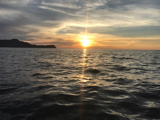 Issys Tours Costa Rica: Sunset