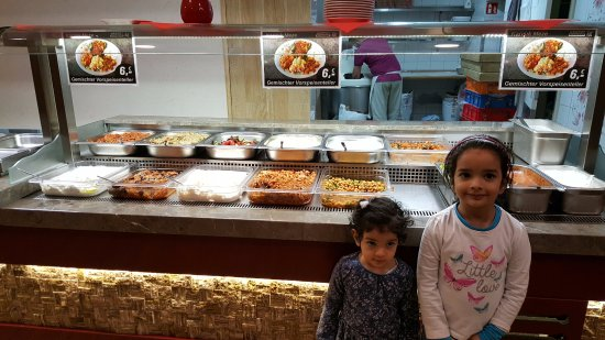 Harput: My grand-daughters Hamna and Ishaal are very happy to move freely.