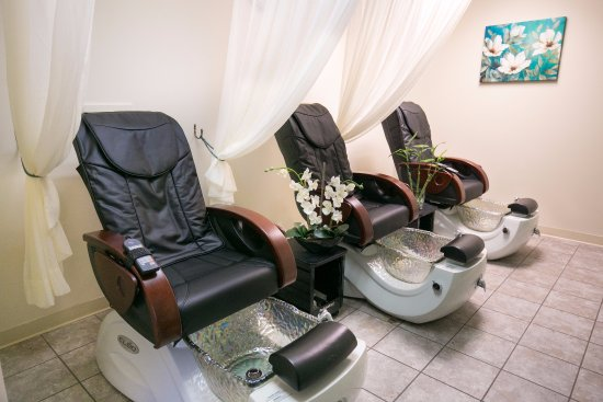 Southbury, CT: Pedicure Room
