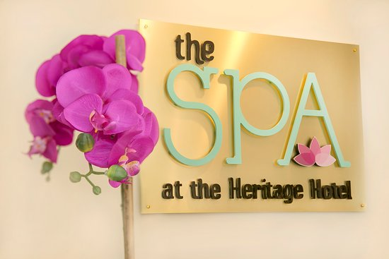 Southbury, CT: Spa at the Heritage Hotel