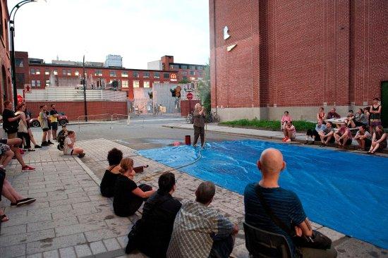 Montreal, Canada: Place Publique 2016