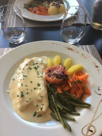 Somain, Francia: Restaurant le T