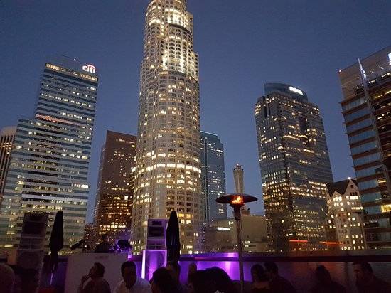 The Rooftop at The Standard Downtown LA