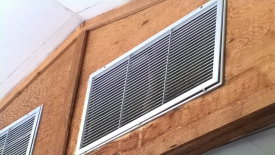 Slip's: Filthy, clogged air filters and mold on the vents.
