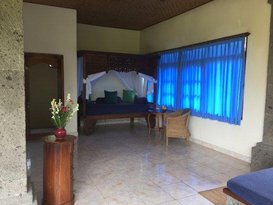 Alam Shanti: Also the veranda