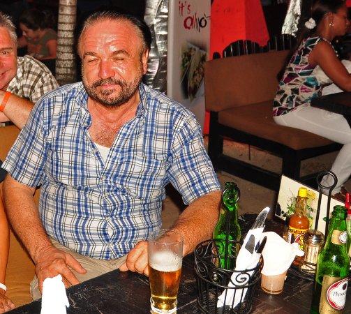 Cabarete, Dominican Republic: Prost, Josef !