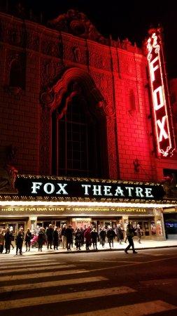 The Fox Theatre Bild