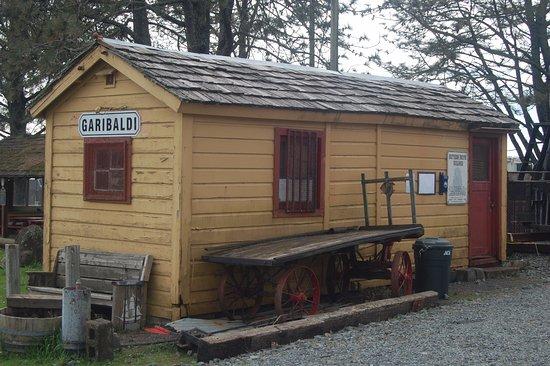 Garibaldi, OR : Geribaldi Station